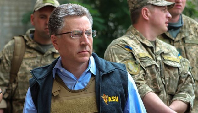 Volker assures that the U.S. will help stop fighting in Donbas