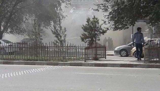 Вибух біля посольства США у Кабулі: п'ятеро загиблих