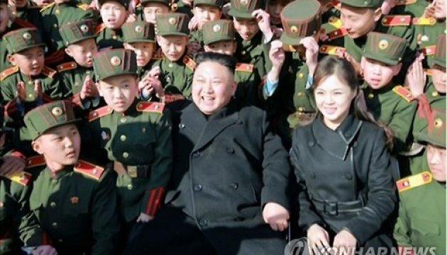 Кім Чен Ин прибув у Росію