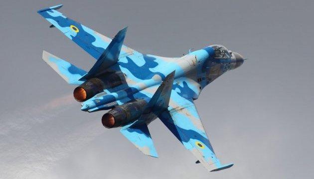 Президент подякував українським льотчикам за виступ на International Airshow