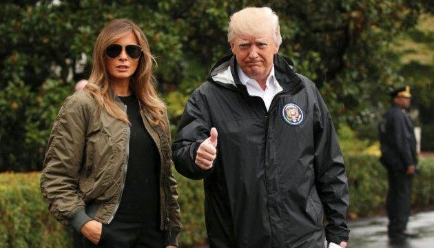 Подружжя Трампів потрапило у номінанти
