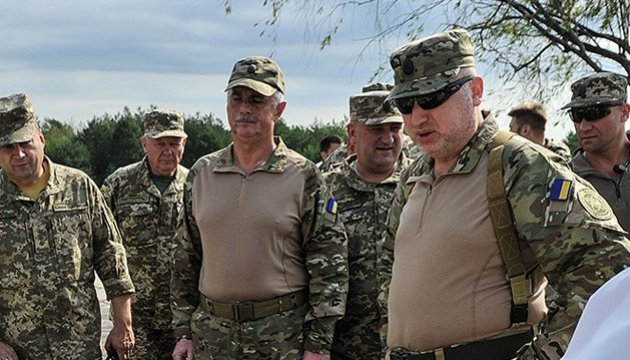 Law on de-occupation of Donbas is ready – Turchynov