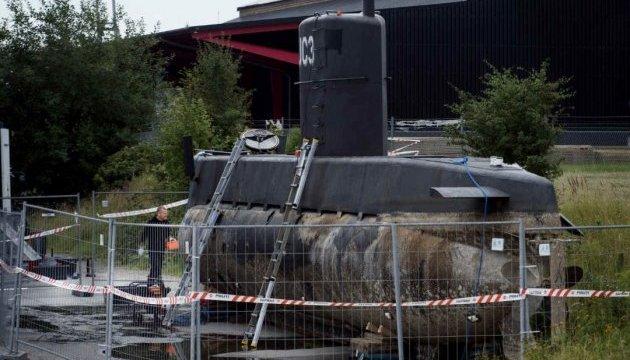 Поліція Данії знайшла голову журналістки, що загинула на підводному човні