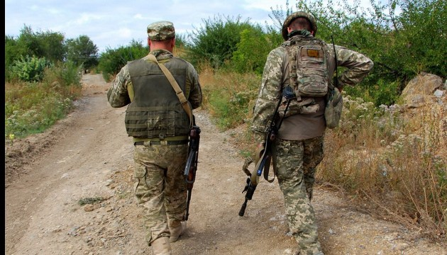 No losses among Ukrainian soldiers over past day