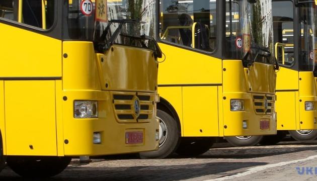 Дозволи на автобусні перевезення почнуть видавати з 21 травня