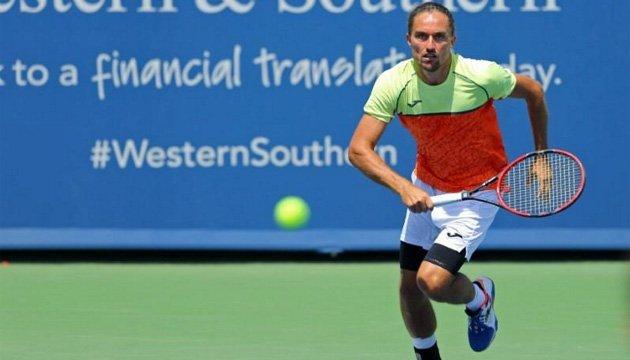 Теніс: Долгополов опустився на 2 позиції у рейтингу ATP