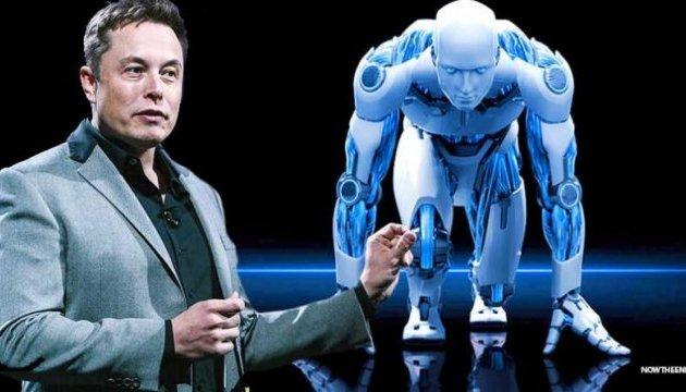 Маск відповів Путіну: гонитва за штучним інтелектом може спричинити третю світову