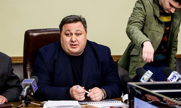 Дмитро Лобіков / Фото: http://www.vv.com.ua