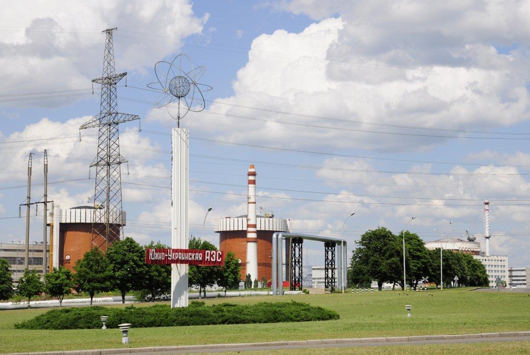 Южно-Украинская АЭС. Фото: sunpp.mk.ua