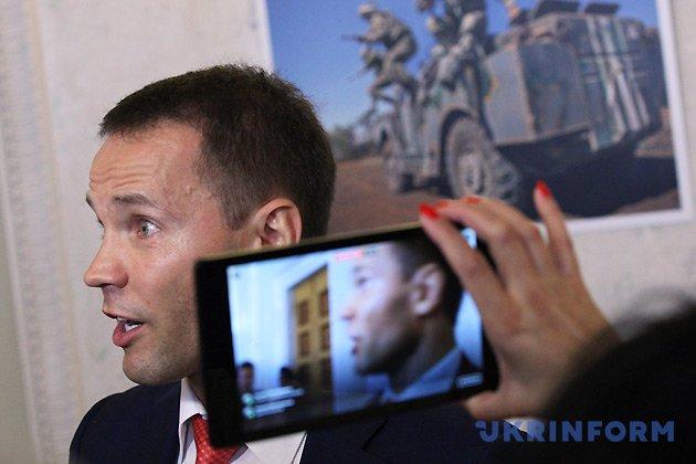 Юрій Дерев'янко. Фото: Данііл Шамкін