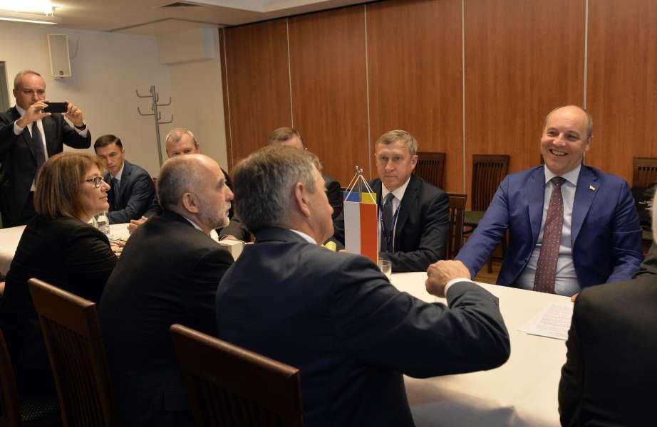 Парубий: Поддержка НАТО вгосударстве Украина увеличилась вчетверо