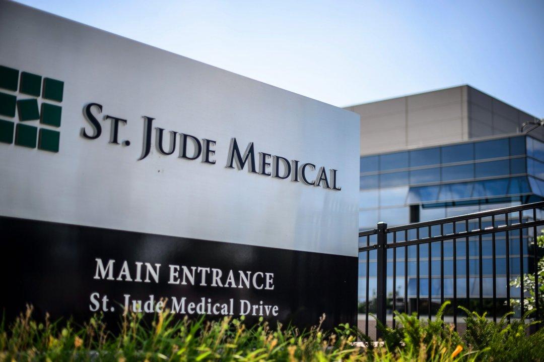 St. Jude Medical - американська компанія-виробник медичних приладів