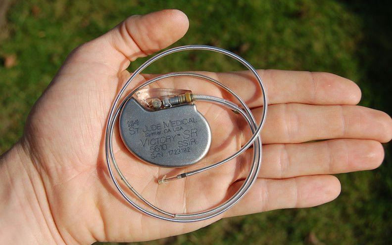 Кардіостимулятор компанії St. Jude Medical