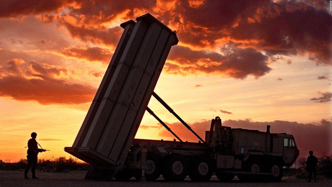 Американська система протиповітряної оборони