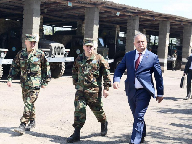 Фото: prezident.md