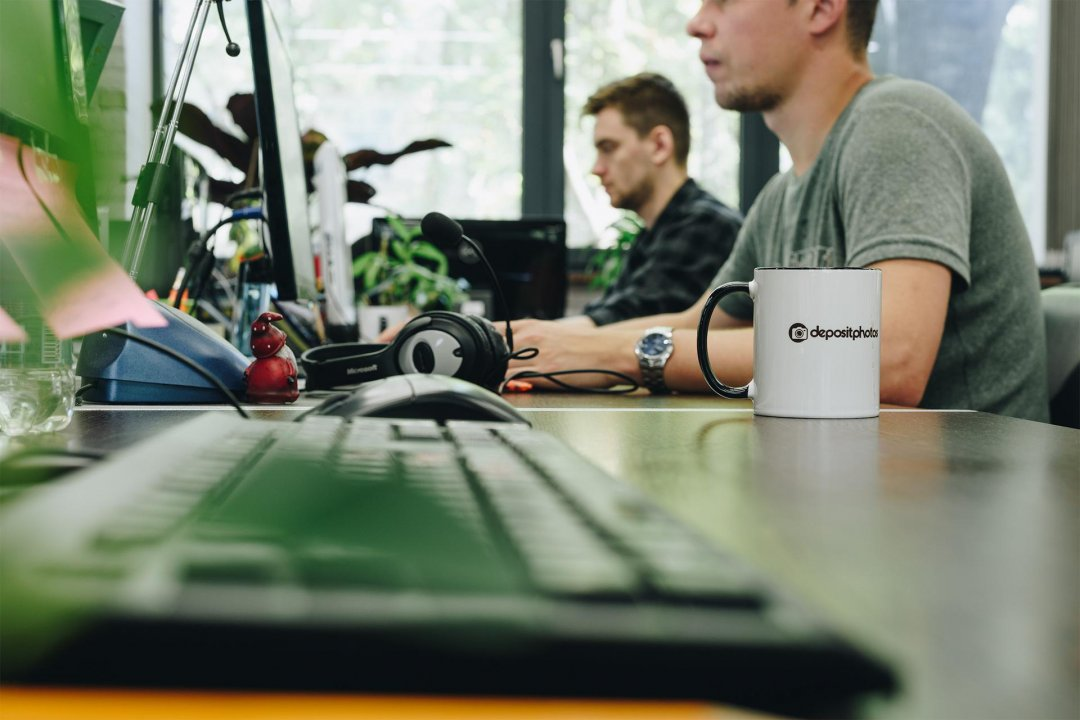 Офіс українського фотобанку DepositPhotos на Польовій, 21 (Київ)