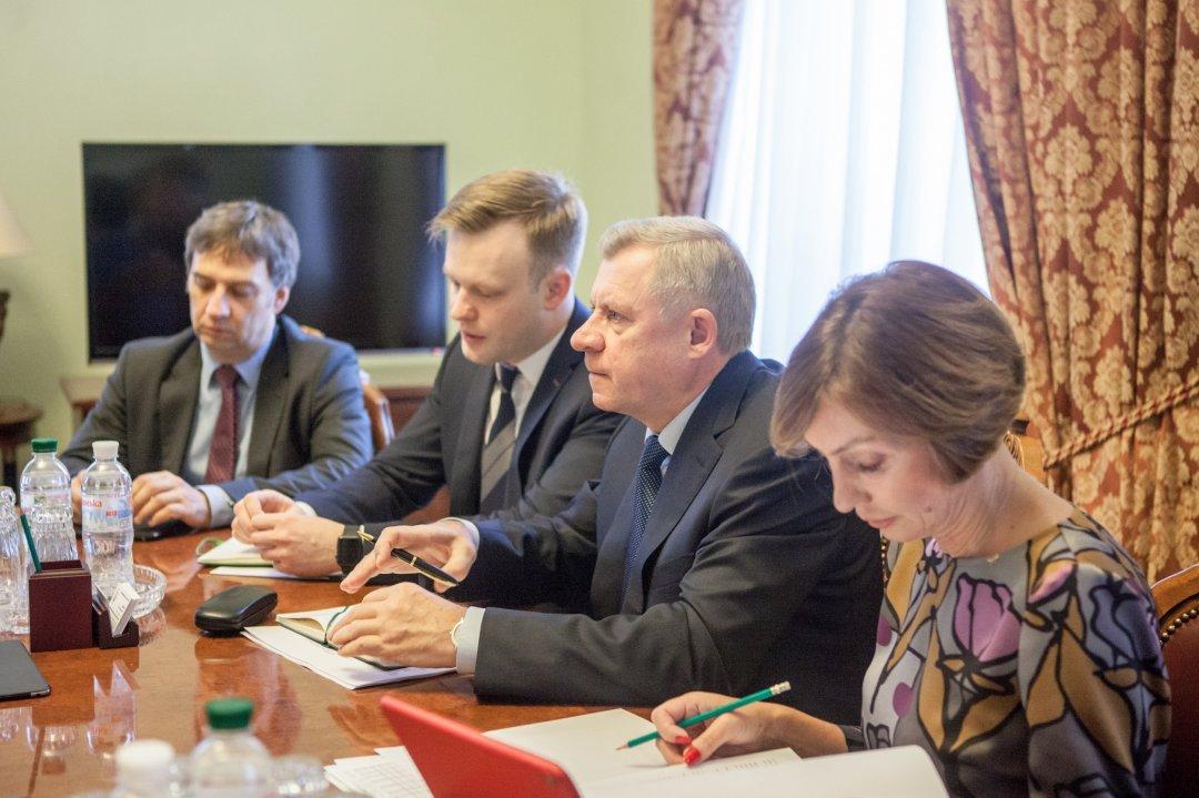 МВФ предсказывает пересмотр программы сотрудничества с Украинским государством при выполнении условий сотрудничества