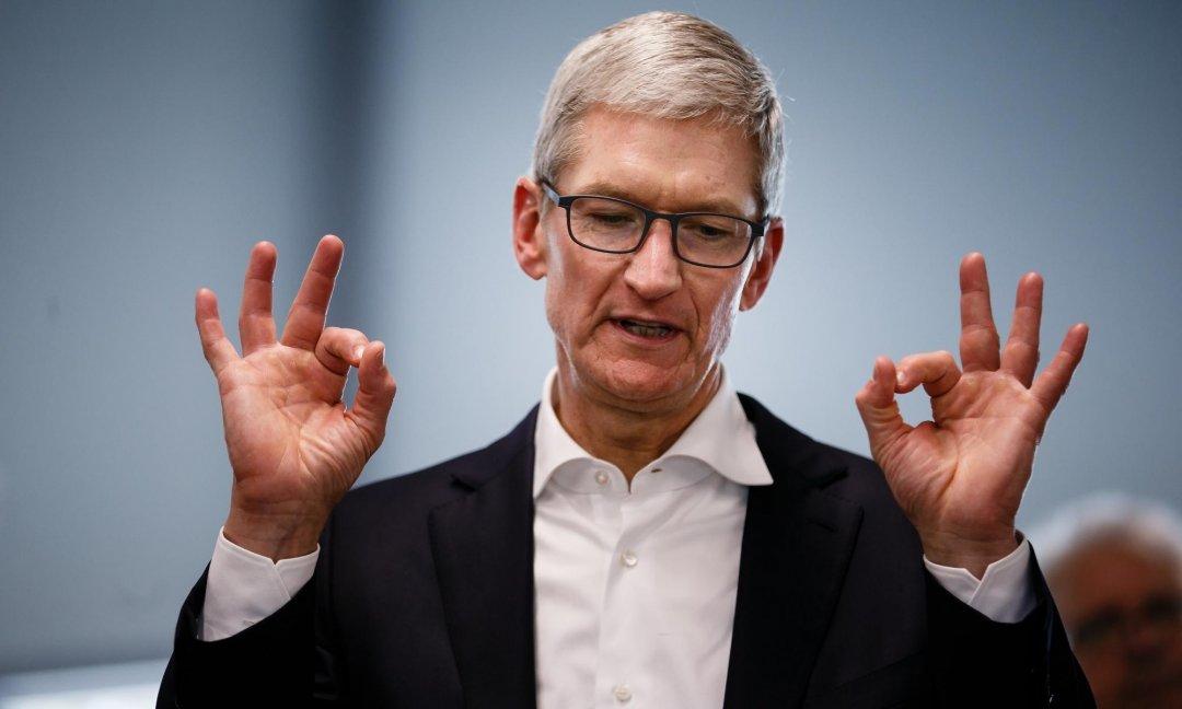 Тімоті «Тім» Д. Кук - генеральний директор американської корпорації Apple Inc.
