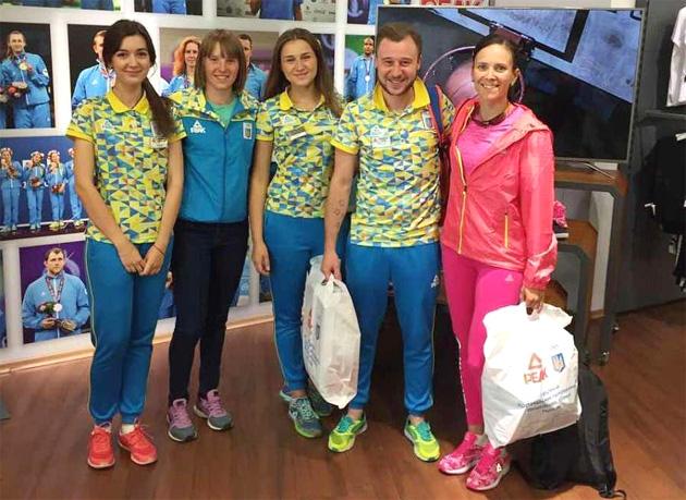 Дарья Блашко вторая слева/Фото: ФБ