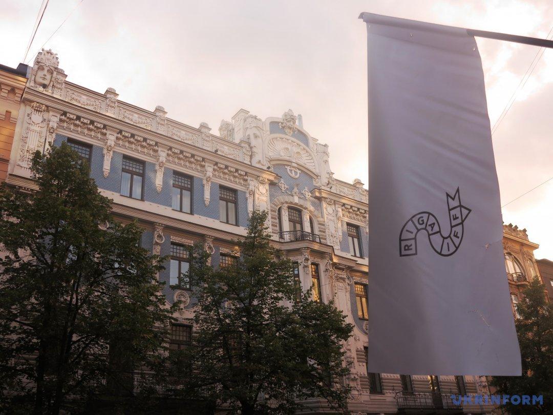 Один из кинотеатров Riga IFF находится в окружении шедевров архитектора Михаила Эйзенштейна, отца автора