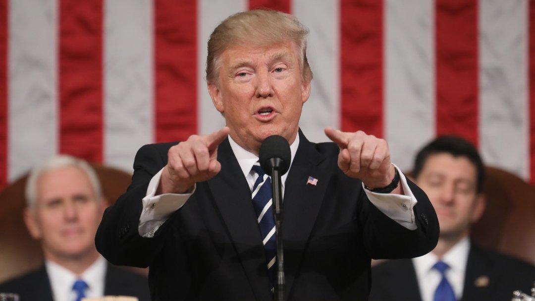 Президент США Дональд Трамп - автор економічних реформ, яких злякалися світові біржі