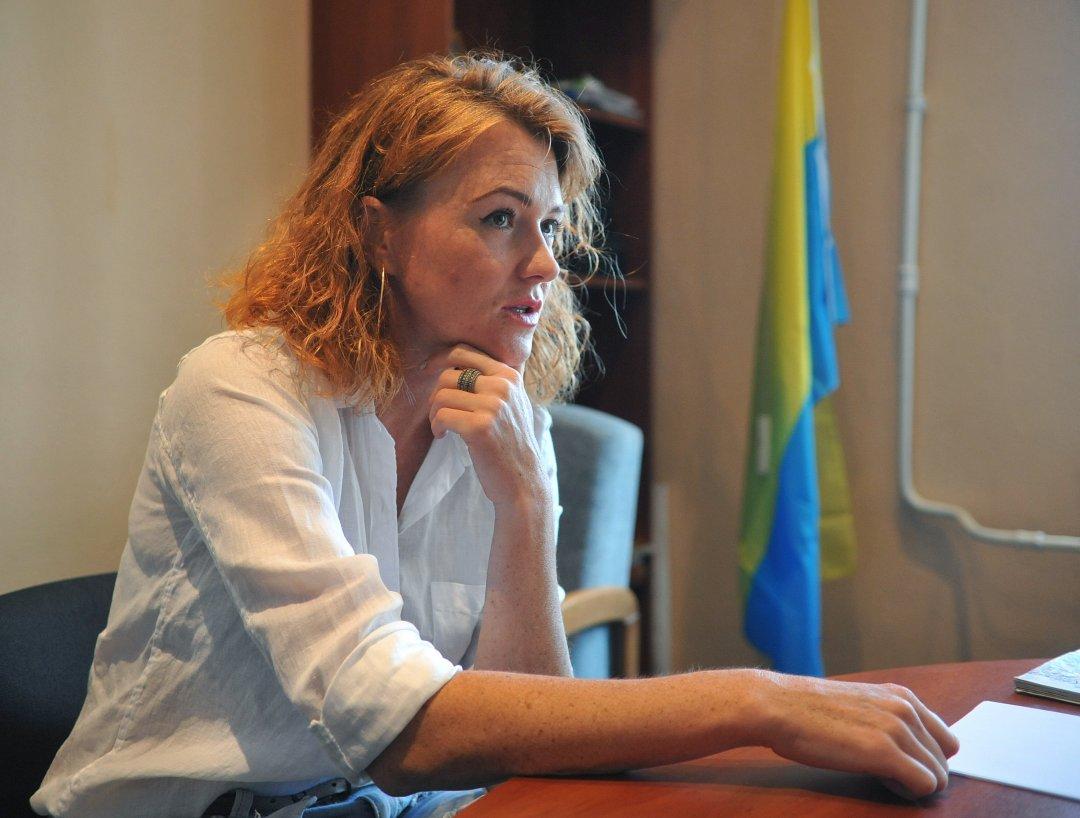 Ксенія Возніцина, невролог, завідуюча консультативною поліклінікою Центру медико-психологічної реабілітацїї учасників АТО