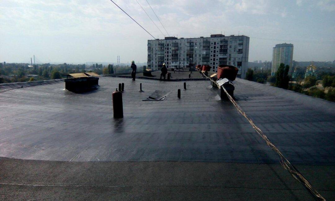 Накрыше многоэтажки вКиеве произошел взрыв: Есть пострадавшие