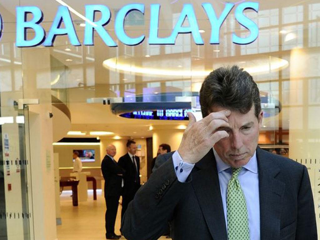 На фото: Роберта Даймонд, гендиректор Barclays - банку, який поневолі став спонсором
