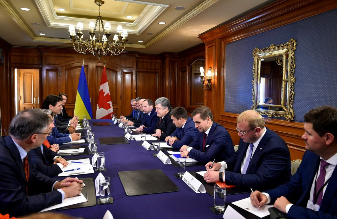 Канада рассматривает возможность поставок Украине смертельного оружия