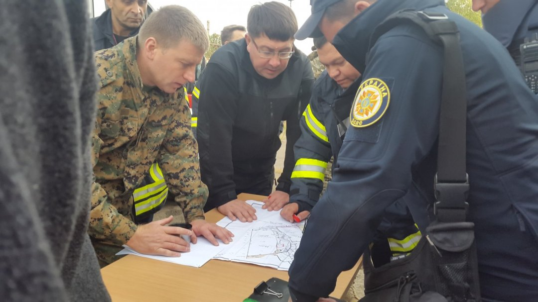 Військовий прокурор АТО назвав причину «феєрверку» наскладі під Маріуполем