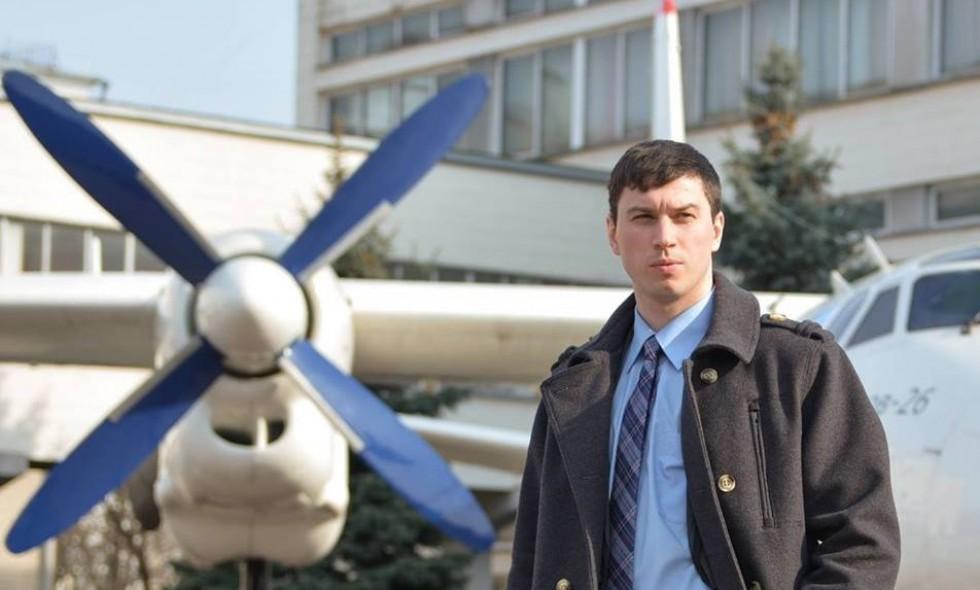 Богдан Долінце, авіаційний експерт, кандидат технічних наук НАУ