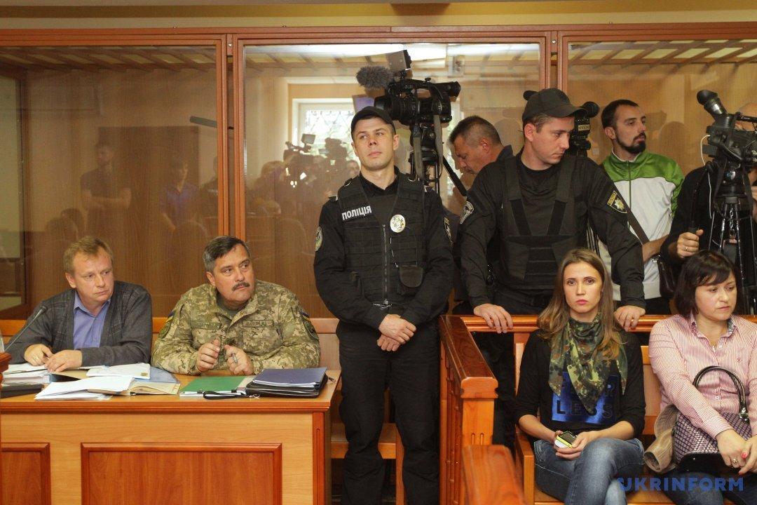 ВДнепре суд начал рассматривать апелляцию на вердикт генерала Назарова