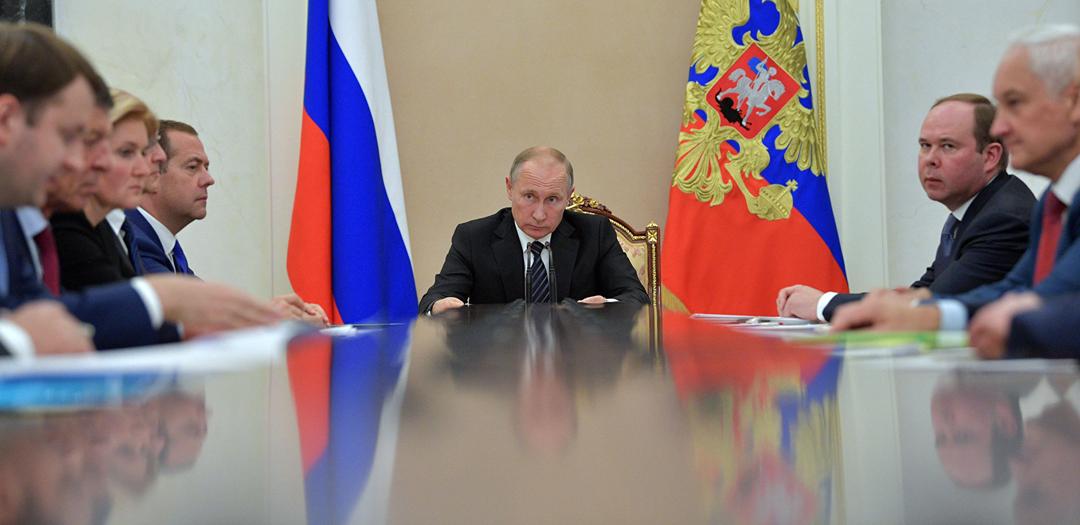 Володимир Путін / Фото: http://informburo.dn.ua