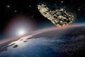 Астероид диаметром в километр летит к Земле