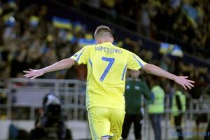 Yarmolenko listo para regresar a Dynamo Kyiv
