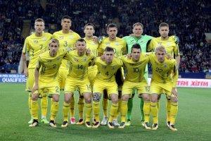 Ucrania sube al puesto 23 del ranking de la FIFA