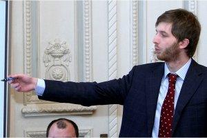 Экс-глава «тарифной» комиссии Вовк говорит, что его больше не ищет Интерпол