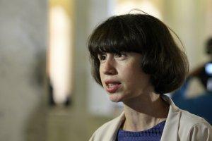 Ексдепутатка Чорновол заявляє, що до неї прийшли з обшуком