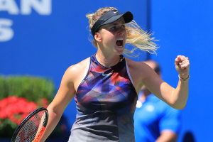Elina Svitolina erreicht dritte Runde bei Australian Open
