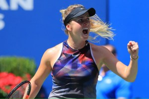 Світоліна вийшла до четвертого кола Australian Open, обігравши китаянку Чжан