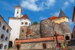 Мукачівський замок незабаром оновиться
