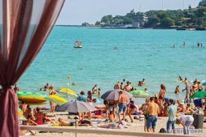 Морская вода на пляжах Одессы, Затоки и Сергеевки не соответствует нормам - Минздрав
