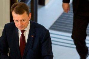Глава міноборони Польщі - про Nord Stream 2: РФ озброюється за гроші Заходу