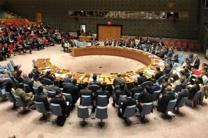 【国連安保理】ロシアは自国民を「DPR」の幹部ポストに任命=宇外務次官