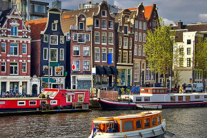 Нідерланди вирішують, яке місто прийматиме Євробачення-2020