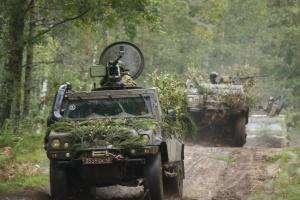 Россия формирует новую дивизию у границ Литвы - InformNapalm