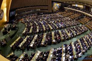 Білорусь, Казахстан і Вірменія знову проголосували проти України в ООН