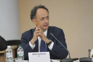 Мингарелли не видит причин отменять безвиз ЕС с Украиной