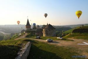 Хмельнитчина получила почти миллион гривень от туристов