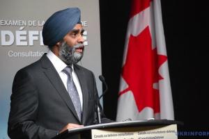 Канада підготує 24 тисячі військових до боротьби з коронавірусом